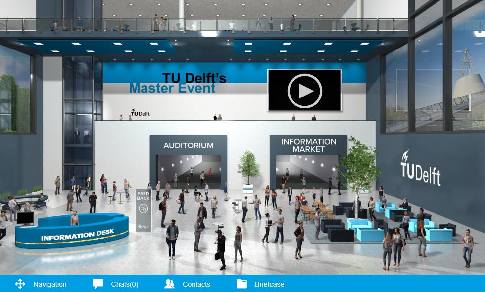 TU Delft masterevent